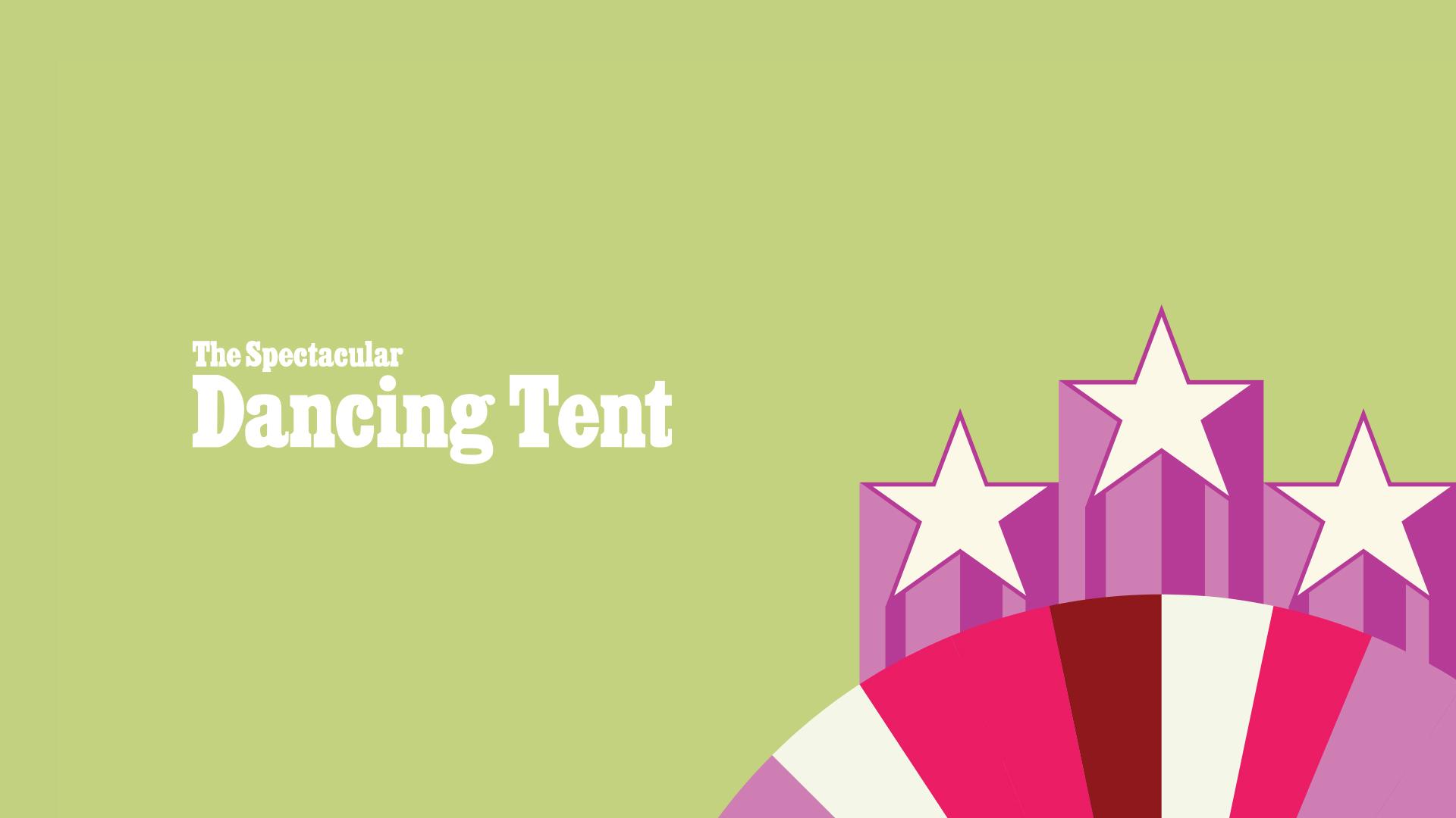 dance east festival branding