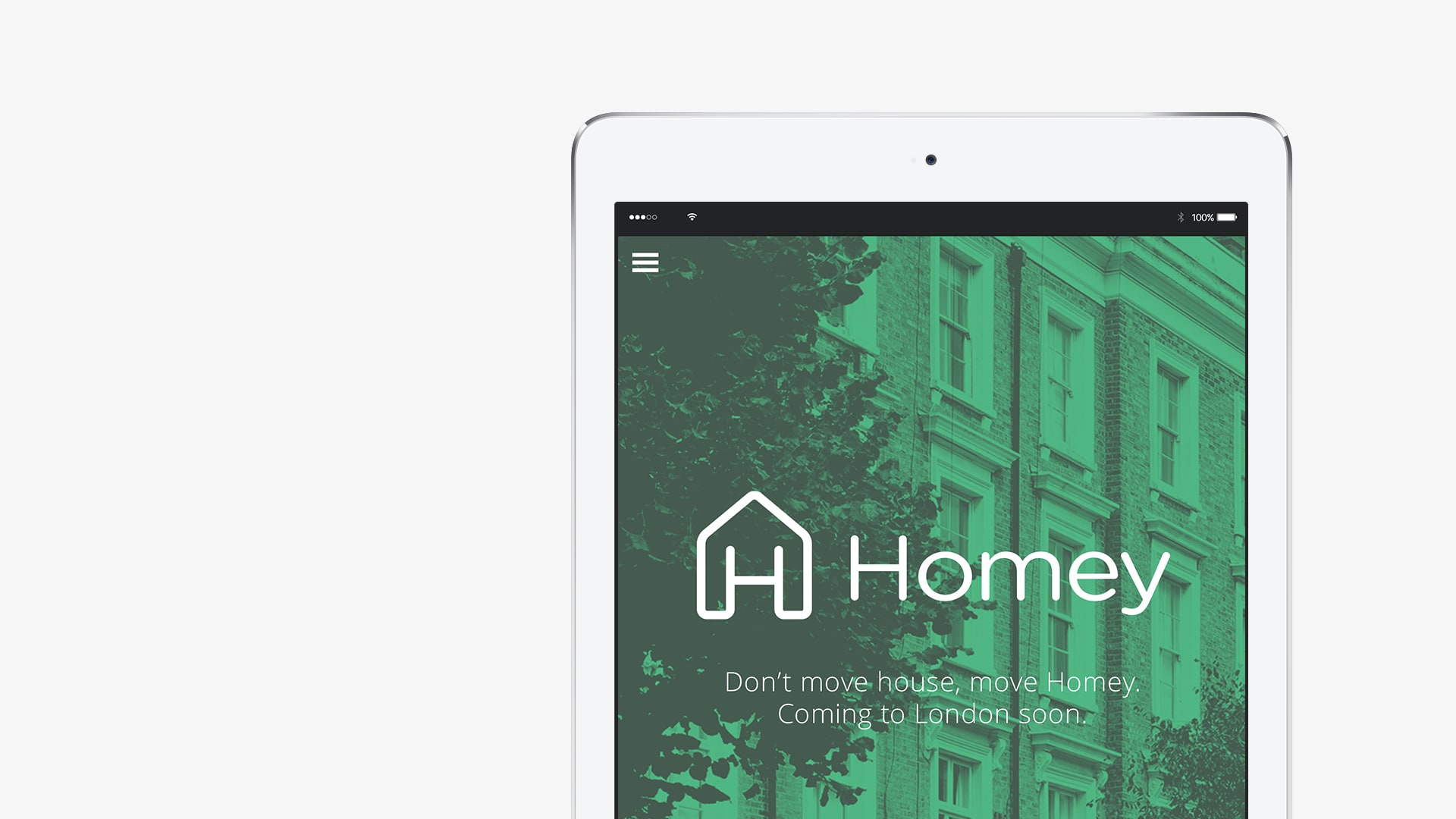 homey mobile