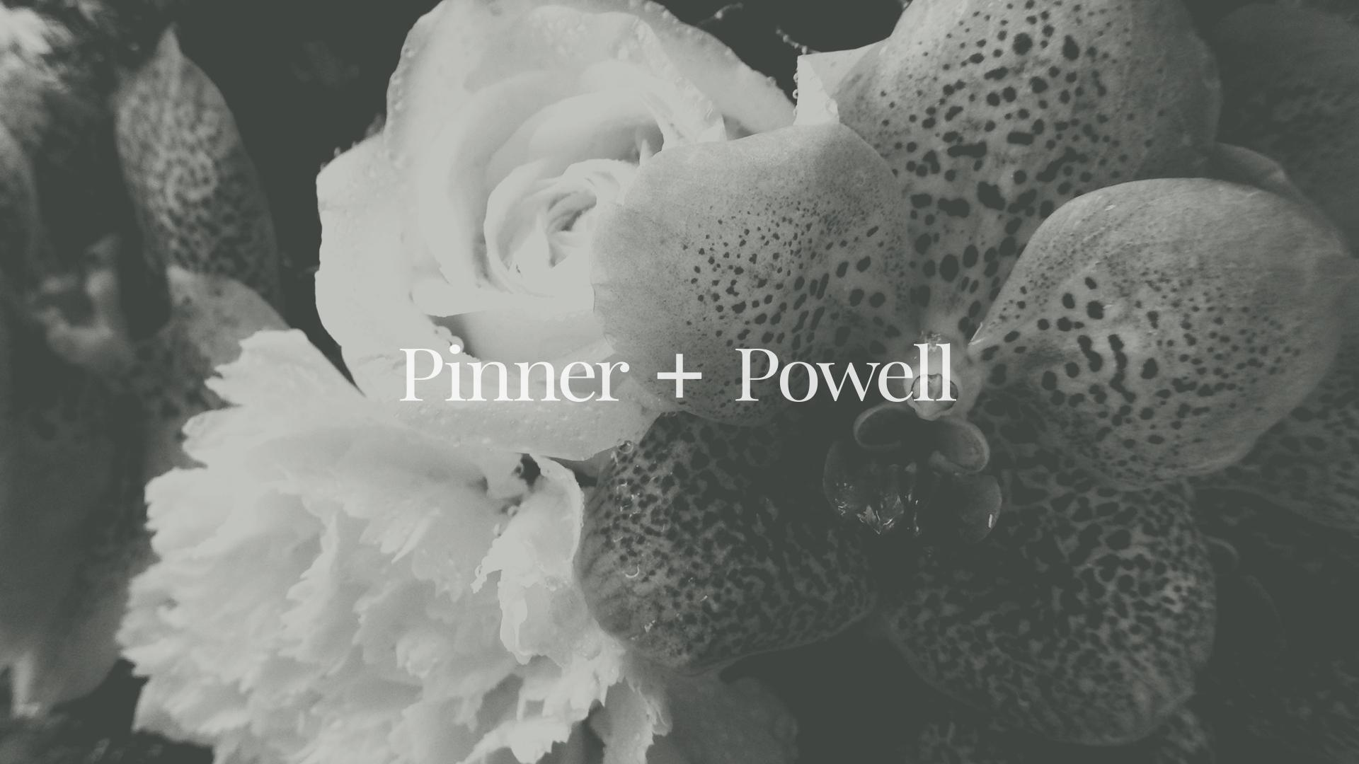 pinnerpowell brand image