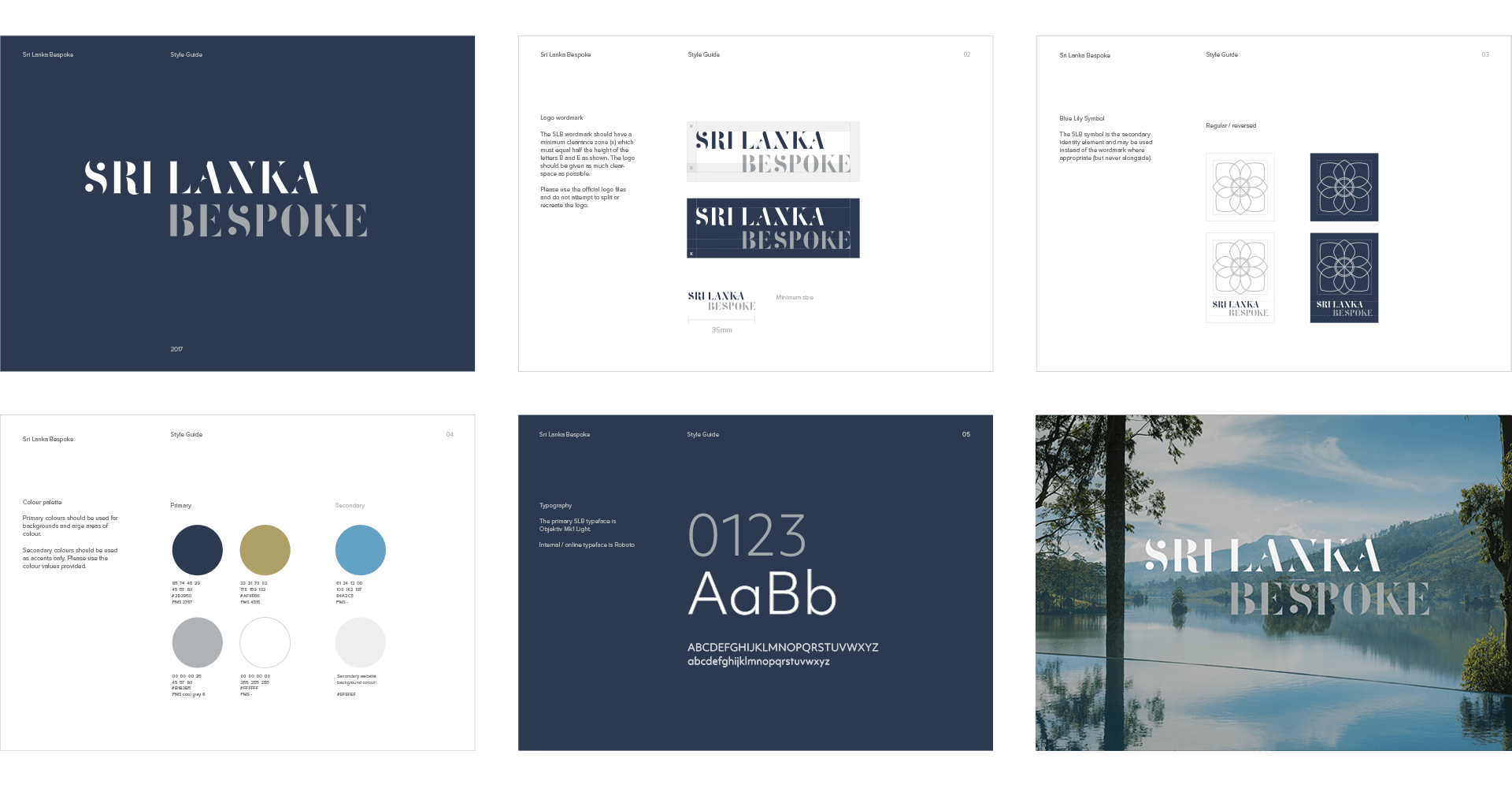 SLB brand guidelines
