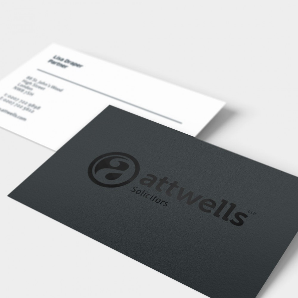 Graphic design for Ipswich solicitors