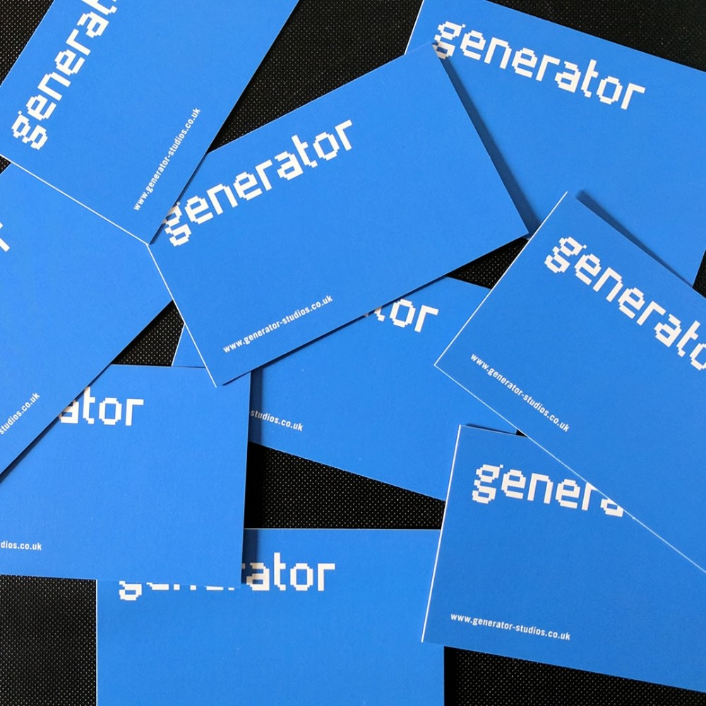 Business card Design for Ipswich based agency