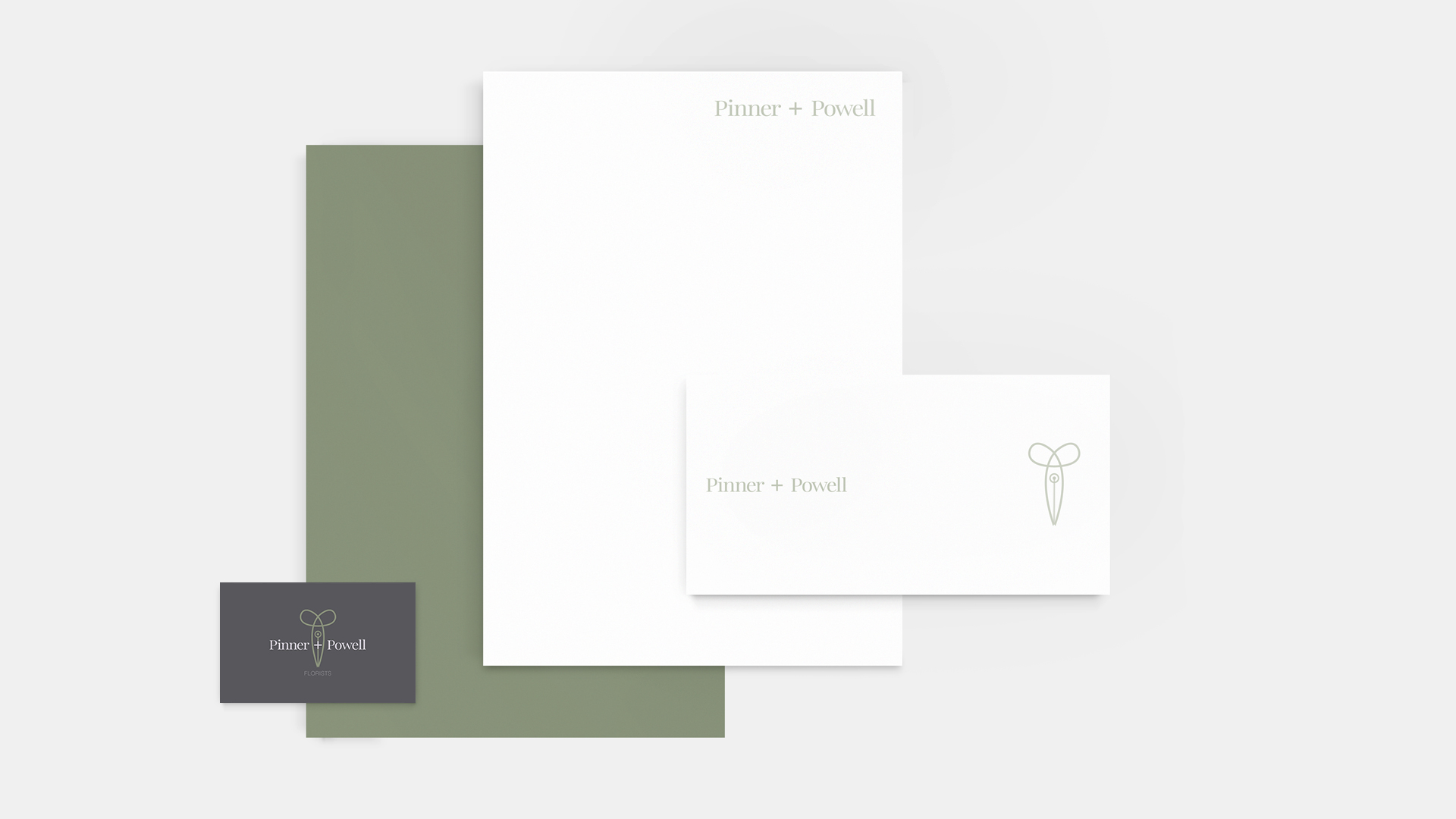 pinnerpowell stationery