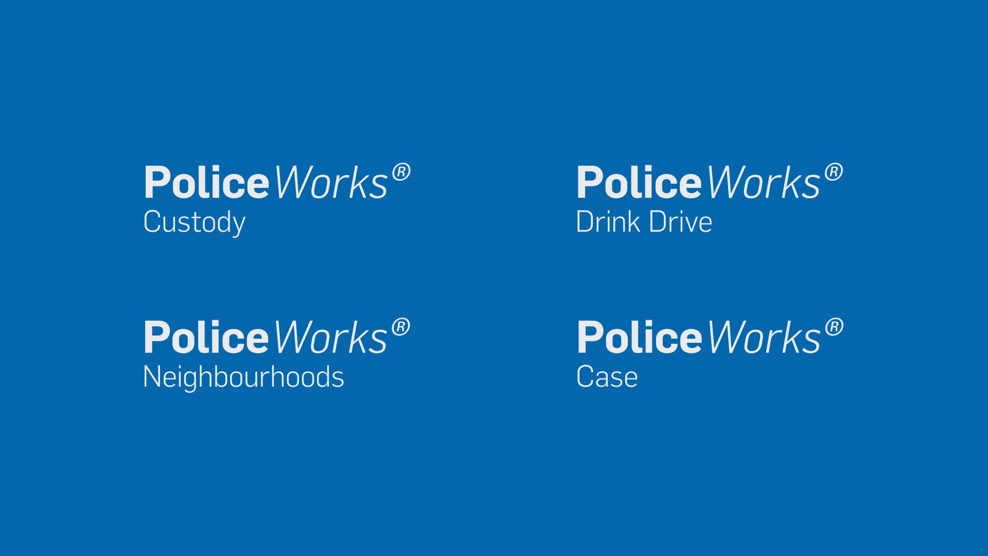 sub-brand wordmarks