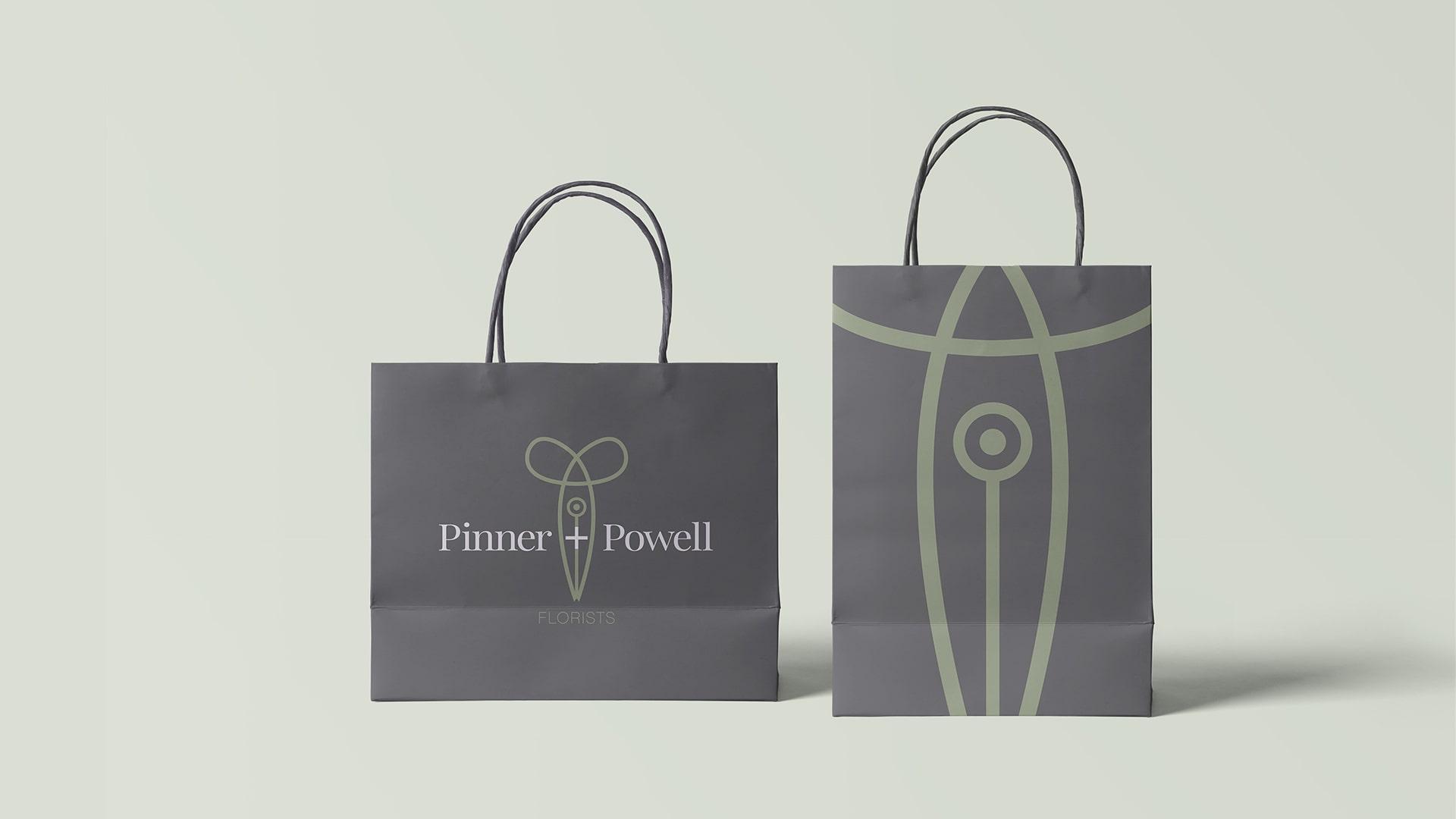 branded bag design