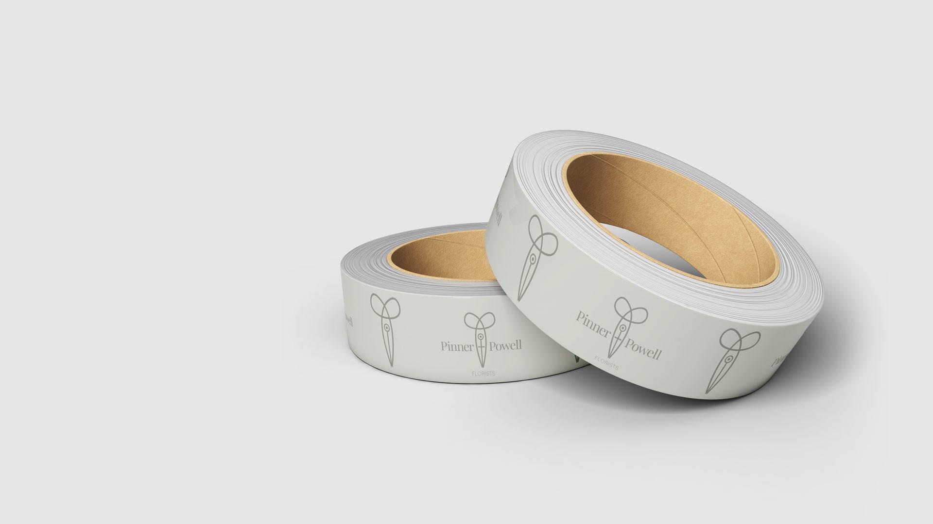 Branded tape