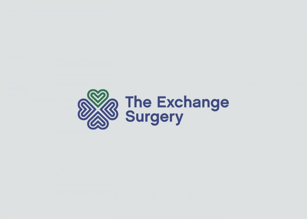 Logo design for London medical surgery