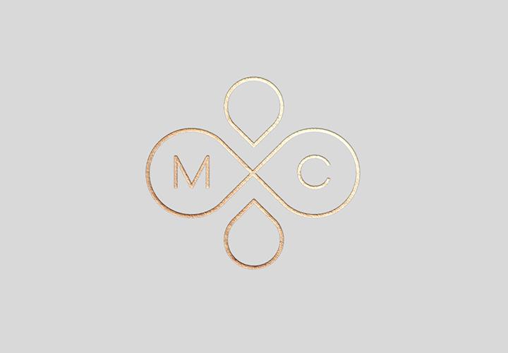 foil logo design