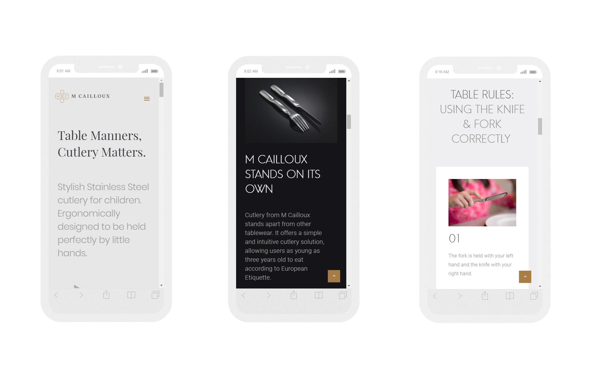 mcx mobile website