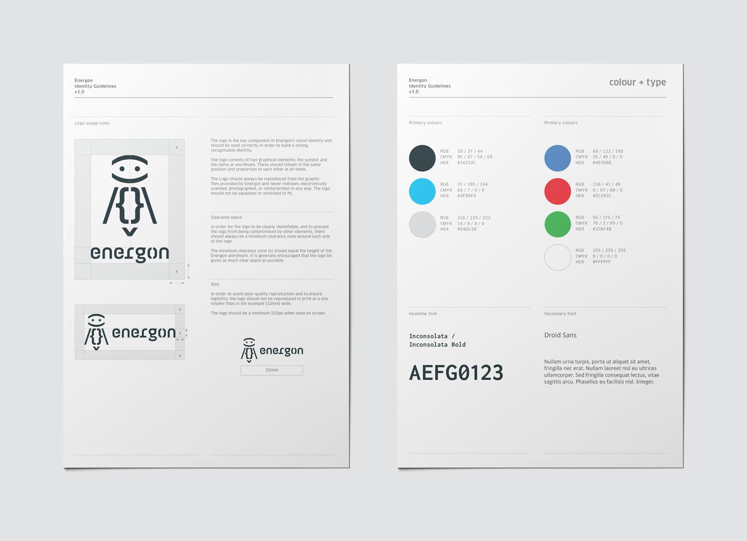 Energon re-brand- guidelines