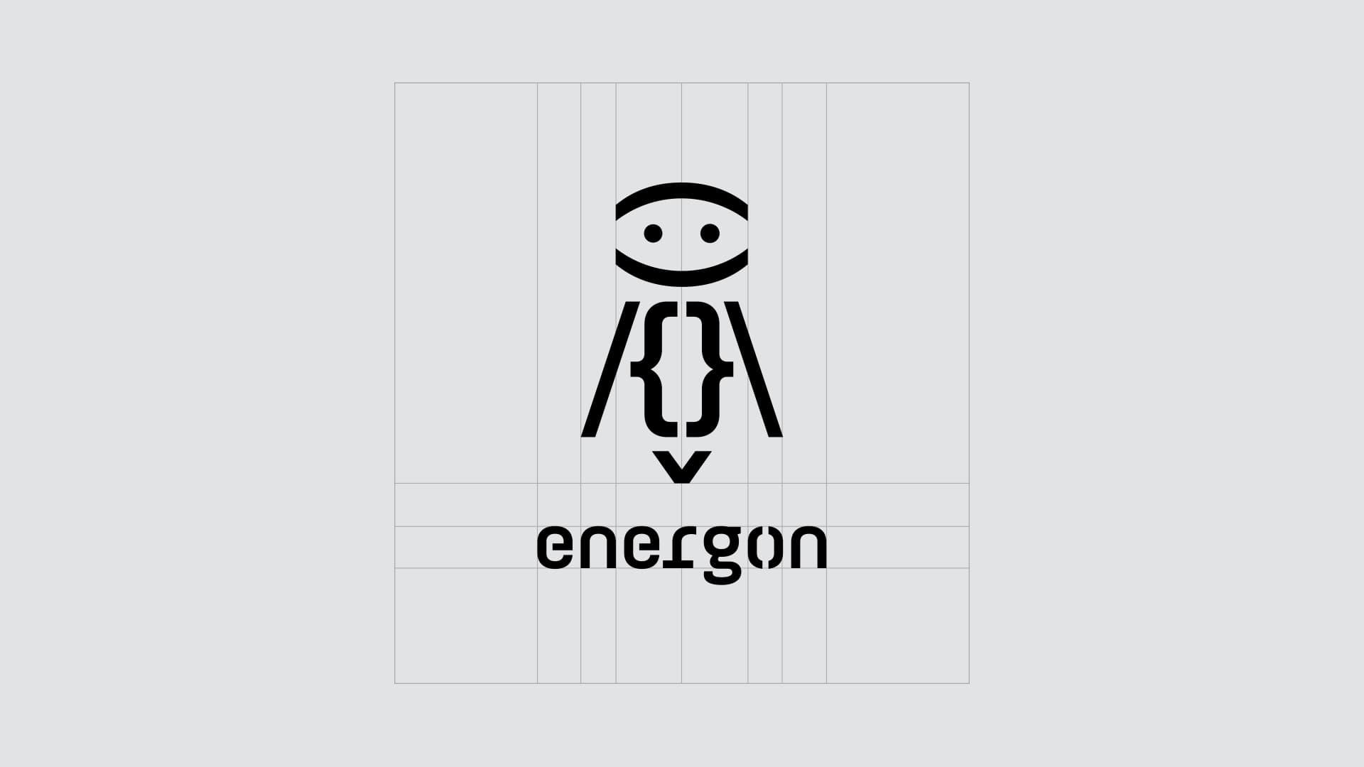 Energon re-brand - Logo design