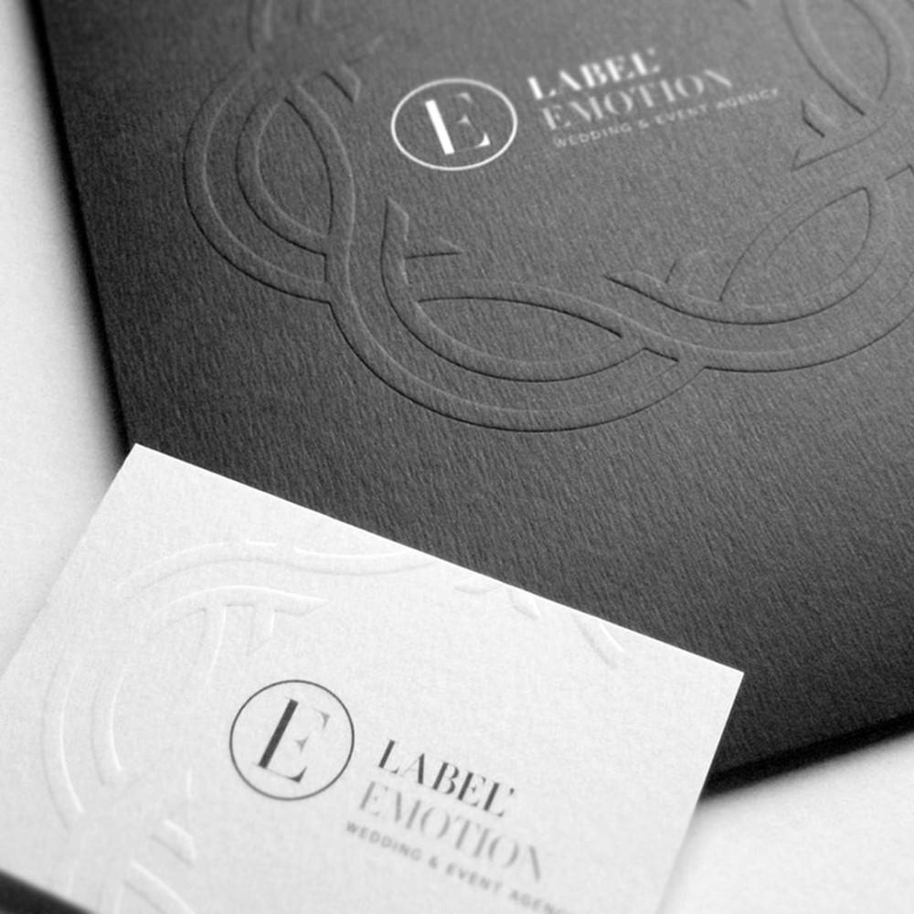 Bespoke business card design
