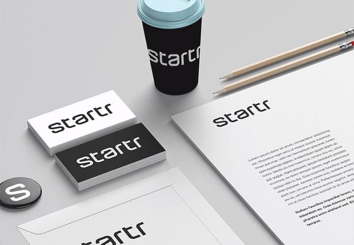 Design and branding for startups