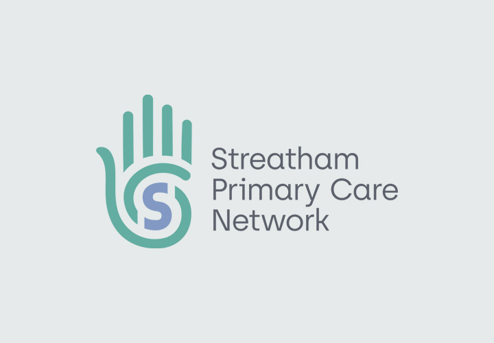 Streatham Health Care Logo design
