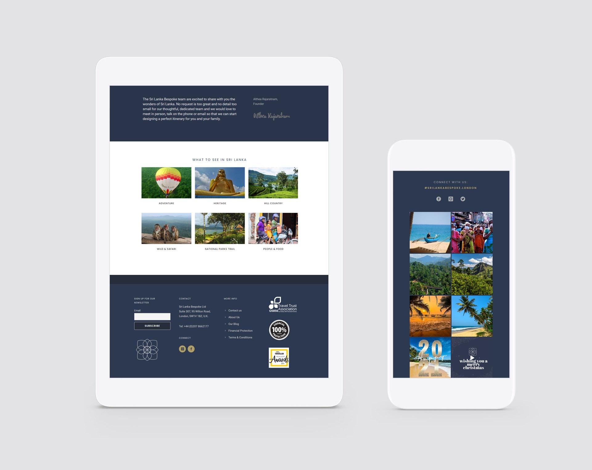 slb travel website mobile